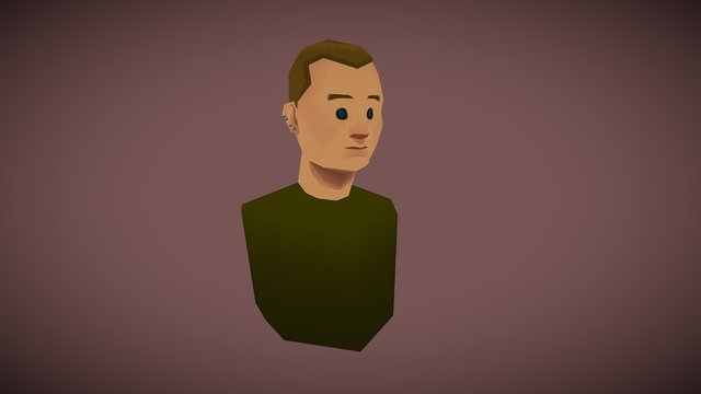 Selfie 3D Model