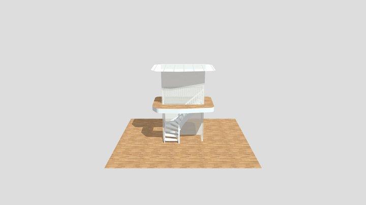 Stig Hermundstad Bergebygda 3D Model