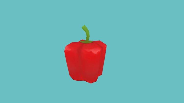 Pepper 3D Model