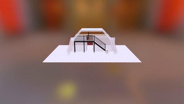 Classon Lina 3D Model