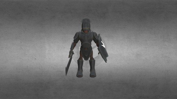 Uruk Hai of Isengard 3D Model