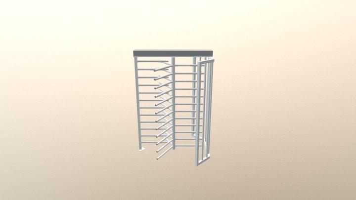 HT431 Single 3d 01 SWF 3D Model