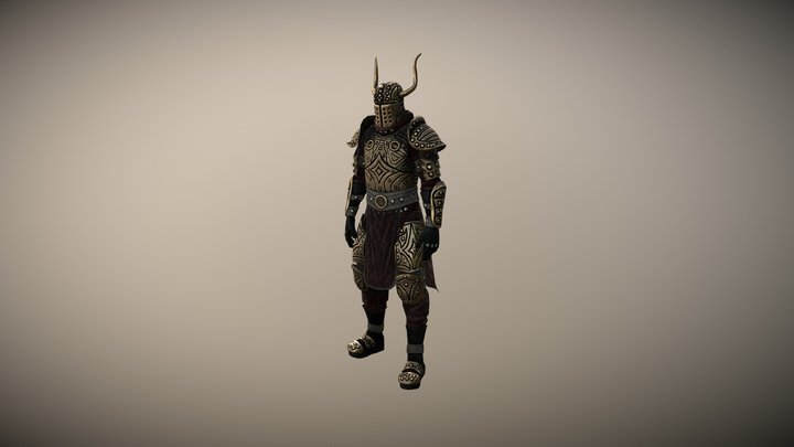 Overlord 3D Model