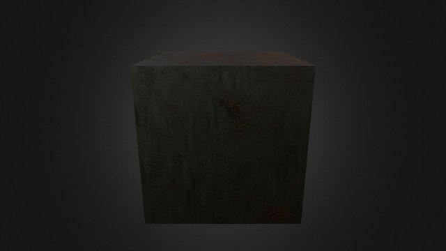 Cube 03 3D Model
