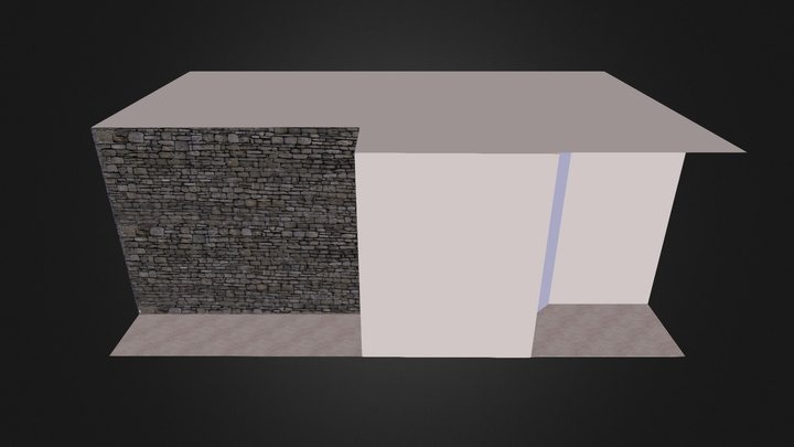 interijer1 3D Model