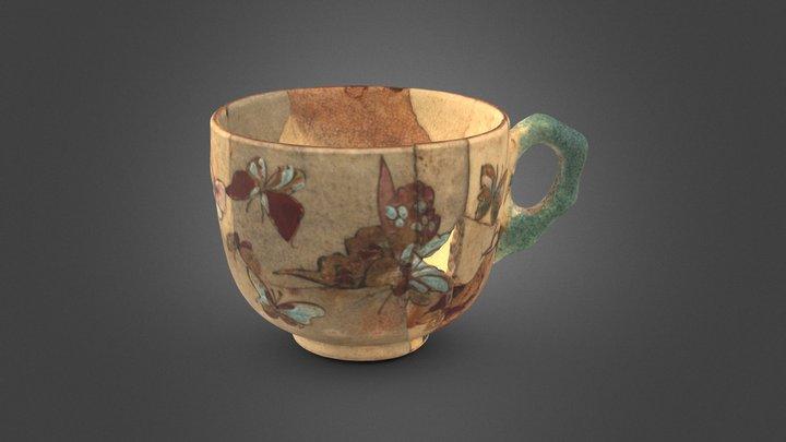 12.007 - Cup 3D Model