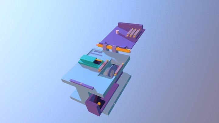 Union FO 3D Model