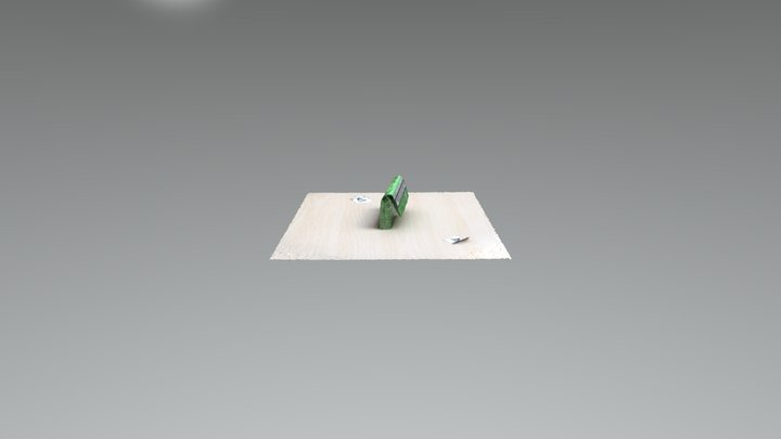 test tabak 3D Model