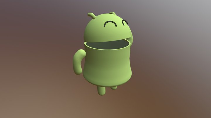 A NDROID 3D Model