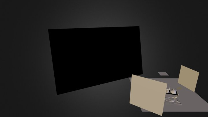 Tea- N 3D Model