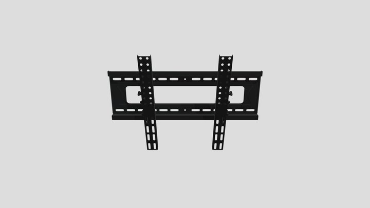 Tv mount d70t 3D Model