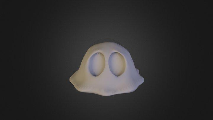 Slime Simple Mesh 3D Model