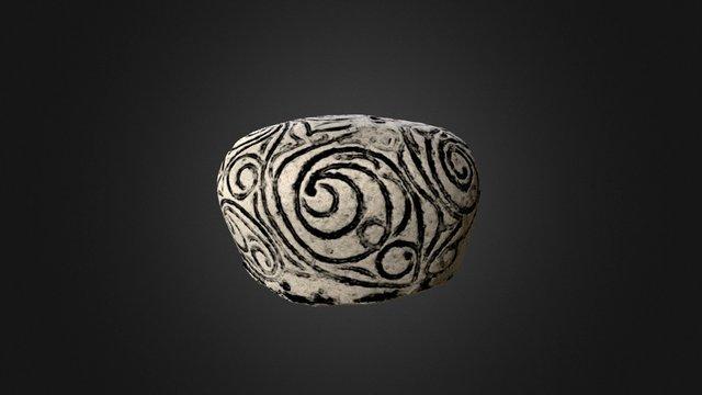 Castlestrange Stone 3D Model