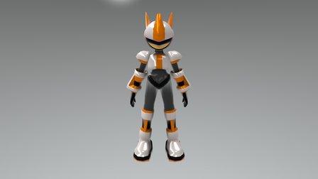 Defender Mk6 3D Model