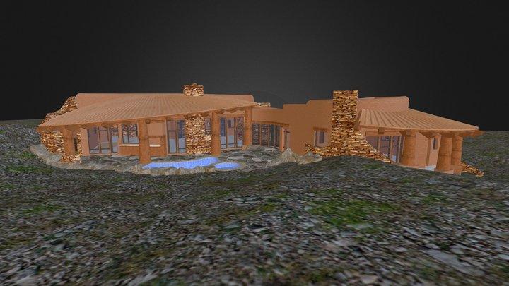Simons Residence  3D Model