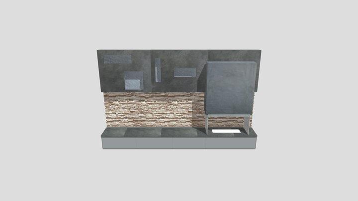 TV_Board 3D Model