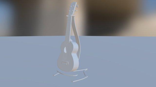 UKELELE 3D Model