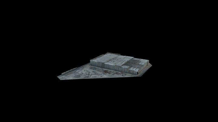 CSI - Puerto de Veracruz 3D Model