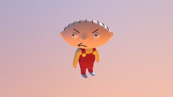 Stewie 3D Model