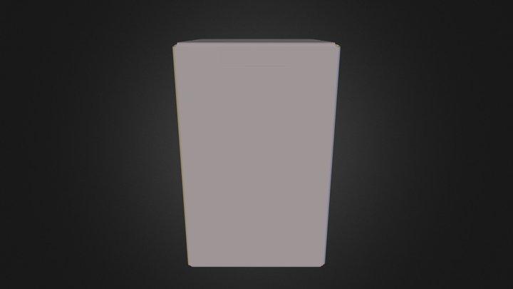 Vin Rouge 3D Model