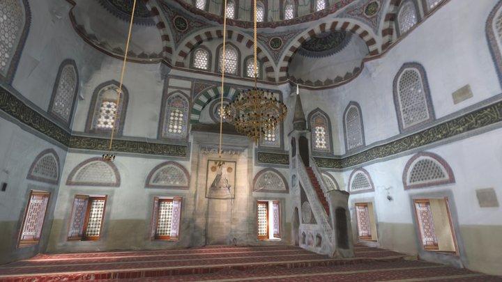 Photogrammetry scan of Pertev Pasa Mosque 3D Model