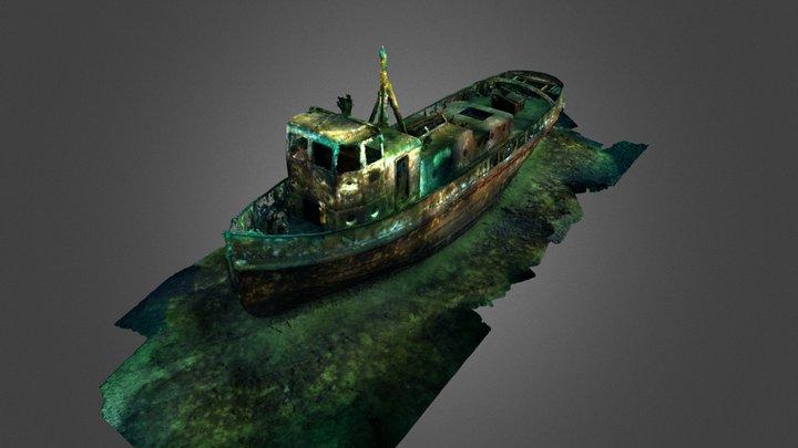 Stanegarth Model 3D Model