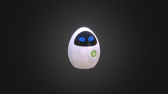 Eva Egg 3D Model