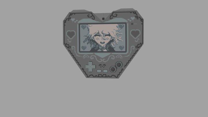 LOVEBOi - Nagito 3D Model