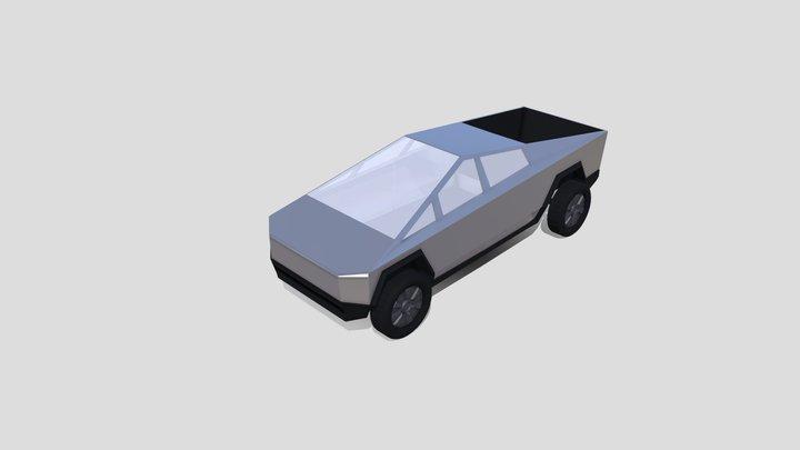 Cybertrack 3D Model