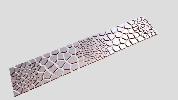 Earth texture 3D Model