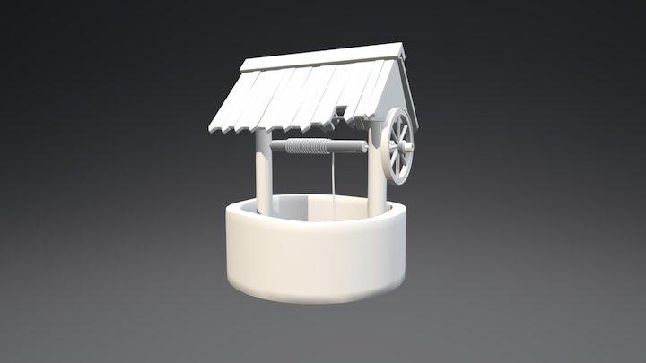 Rodriquez_Josie_0217_GP2_Milestone 1 3D Model