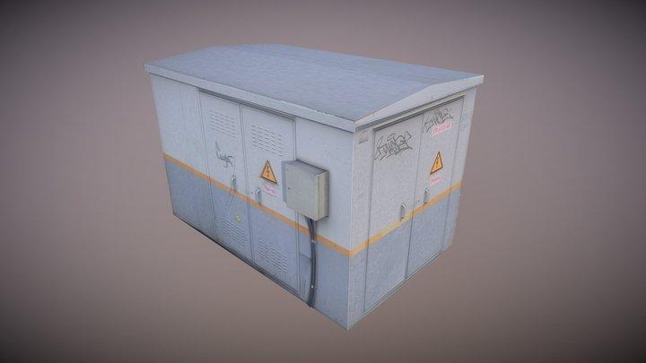 Budka 3D Model