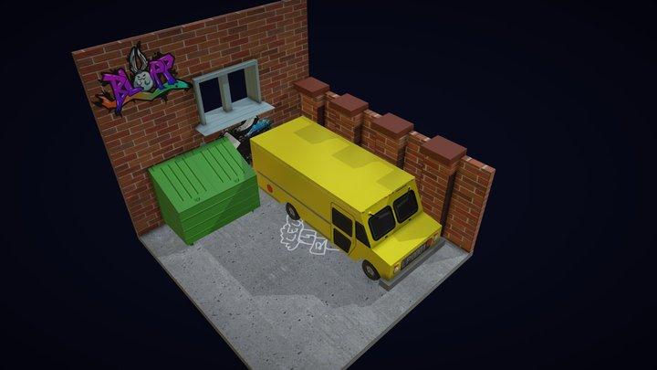 Beco 3D Model