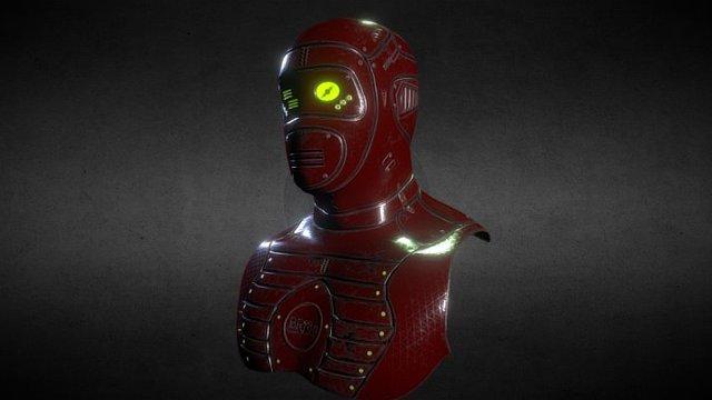 BioRobot model: BR78a 3D Model