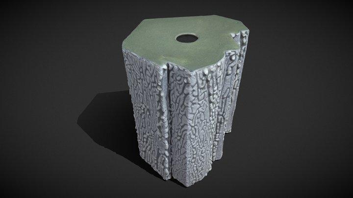 Combinaison linéaire (2) 3D Model