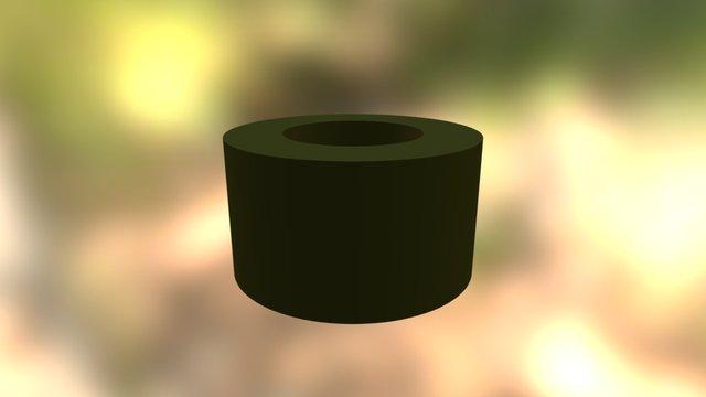 Hitch Magnet 3D Model