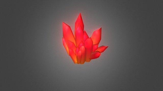 Ruby Stack 3D Model