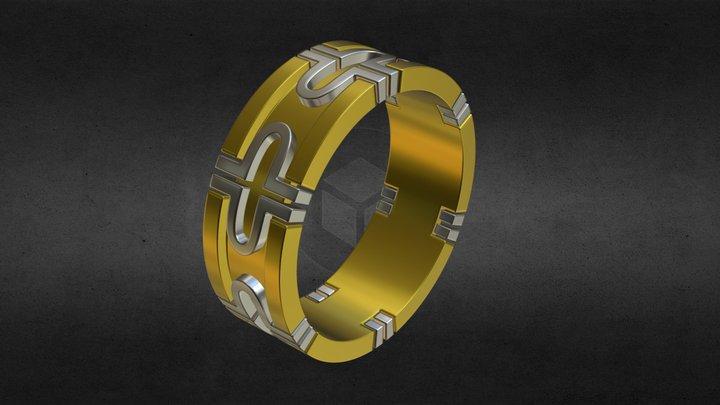 Aphalon Ring 3D Model