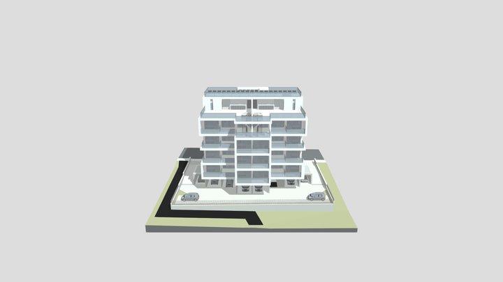 K. R. Residence 3D Model
