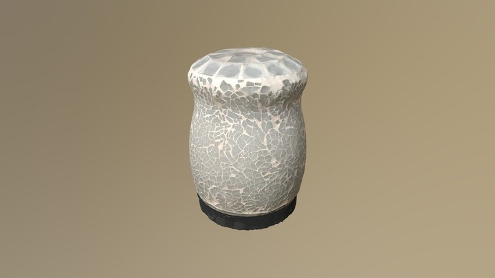 Oil-Diffuser 3D Model