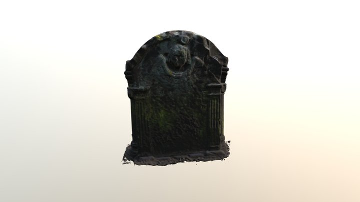 Govan Graveyard 293 3D Model