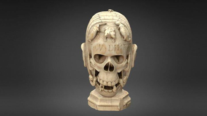Memento Mori 3D Model