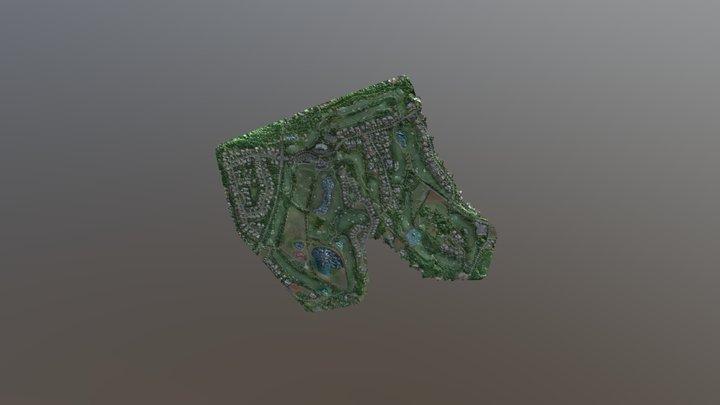Longview Country Club 3D Model