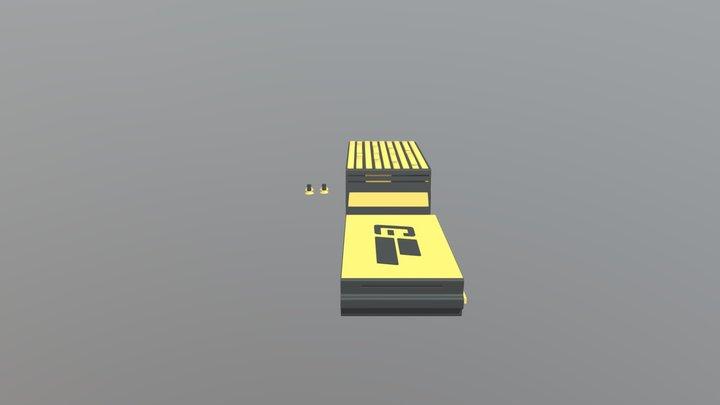 Step Gaveta Interior 3D Model