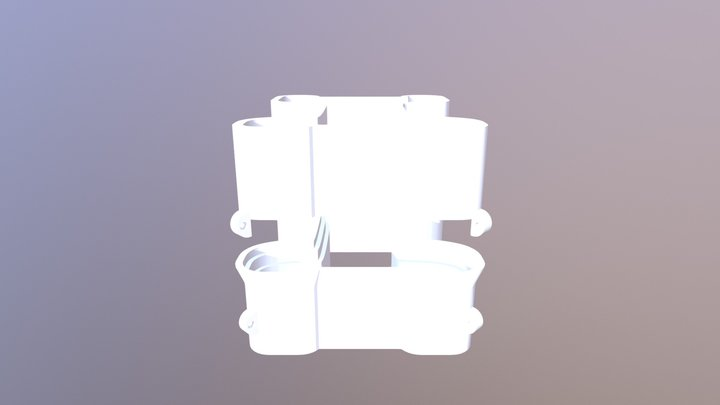 Molde-xavi G3 3D Model