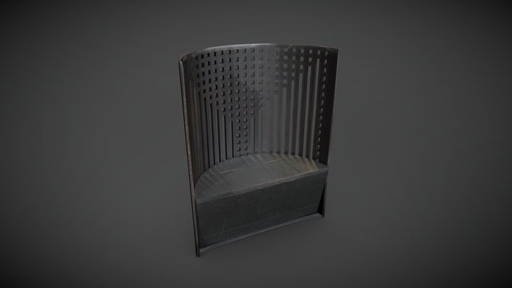 Order desk for Willow - MC/F/051 3D Model