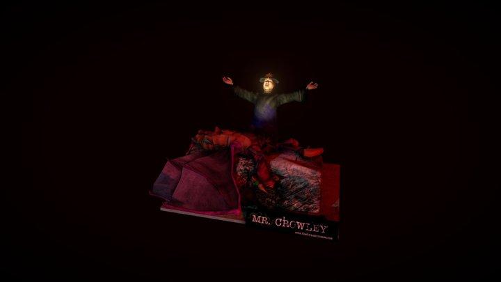 Mr. Crowley 3D Model