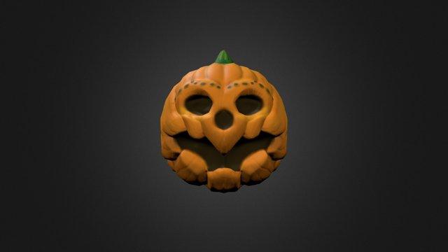 Pumpkin Colornorm 3D Model
