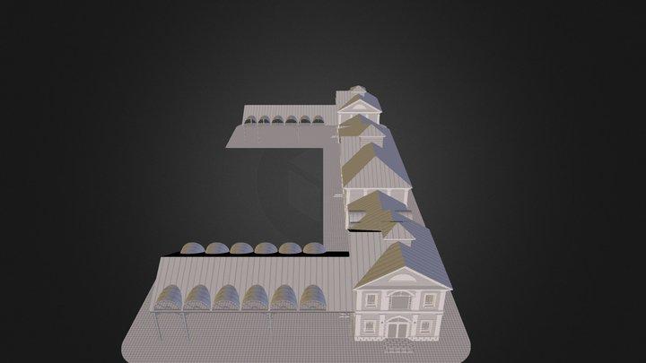Priekis3d 3D Model