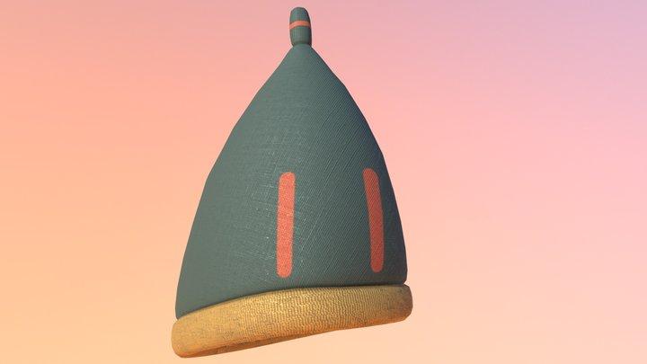 [Fan Art] Tier 1 RuneMage Helm 3D Model